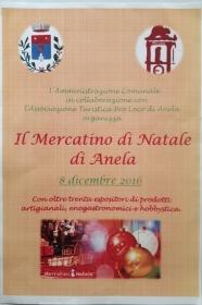 IL MERCATINO DI NATALE DI ANELA - 8 DICEMBRE 2016